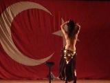 Танец живота выступление в отеле Турции, Кемер отель Garden Resort 4+